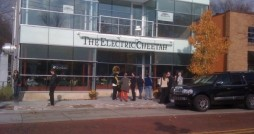 The Electric Cheetah, a local-focus, LEED certified restaurant in Eastown, is one of several Bear Manor properties.  File photo