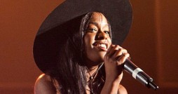 Rapper Azealia Banks at the 2012 NME Awards. File photo.