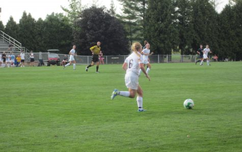Women's soccer beaten by fourth ranked Wheaton College