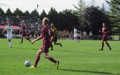 Men's soccer defeated by Olivet and Wheaton