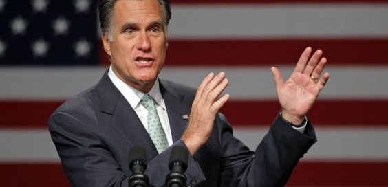 Romney's reports revealed that he paid the 14 percent tax rate for the year 2011.  File photo