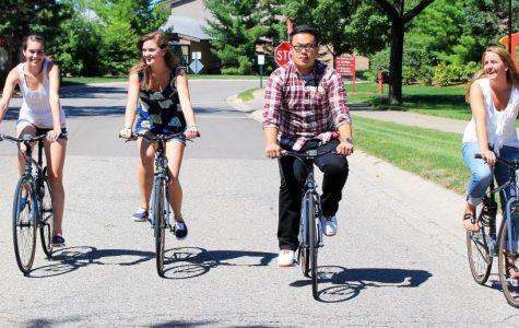 Senate bike program finding success in third year