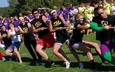 Dorms set to faceoff at 45th annual Chaos Day