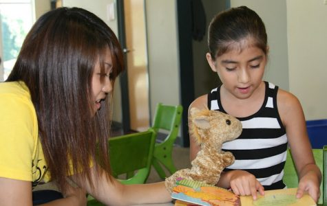 Service-learning program gains national attention