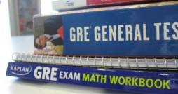Study guides are a common sight for many preparing for the GRE.  Creative Commons