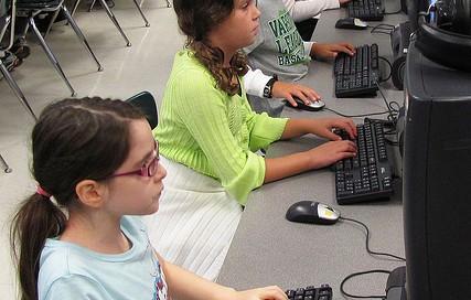 kids computer lab