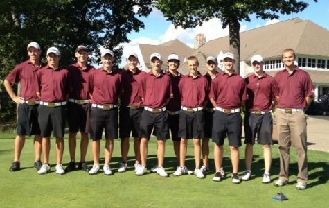 Men's golf adds to MIAA lead