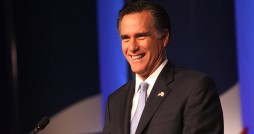 Mitt Romney accepted the nomination for President in Tampa. File photo