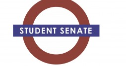 The student senate executive team welcomes the student body to Calvin for the 2012-13 academic year.