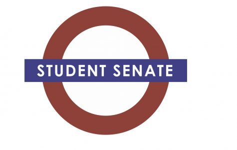 Student senate executive team welcomes student body