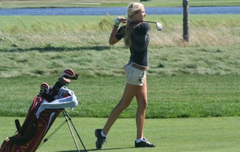 Aquinas too much for women's golf in opener