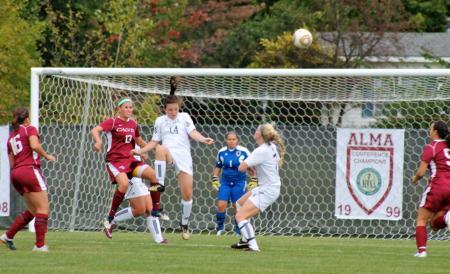 Photo courtesy of Alma Sports Information.