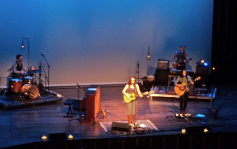 Ingrid Michaelson charms audience with personality and powerful vocals