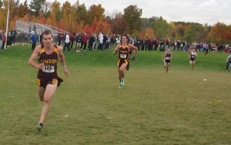 Cross country places second at Michigan Intercollegiates