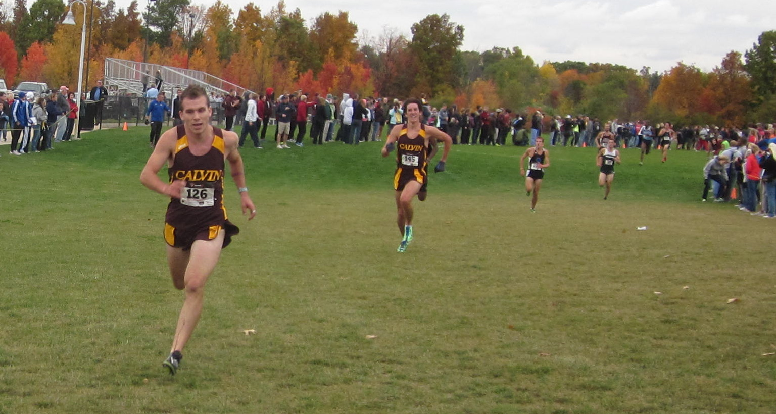 Job Christenson took sixth place on Friday. Photo by Jess Koster