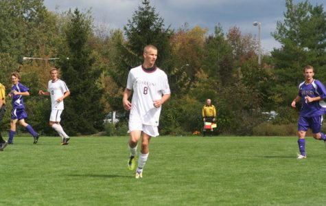 Men's soccer team on to nine straight wins