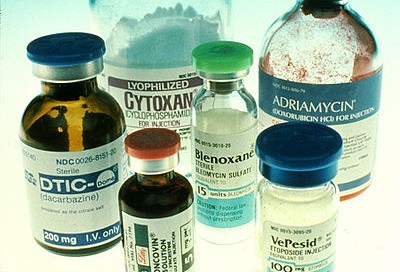 Chemotherapy involves a plethora of different drugs.  Wikimedia