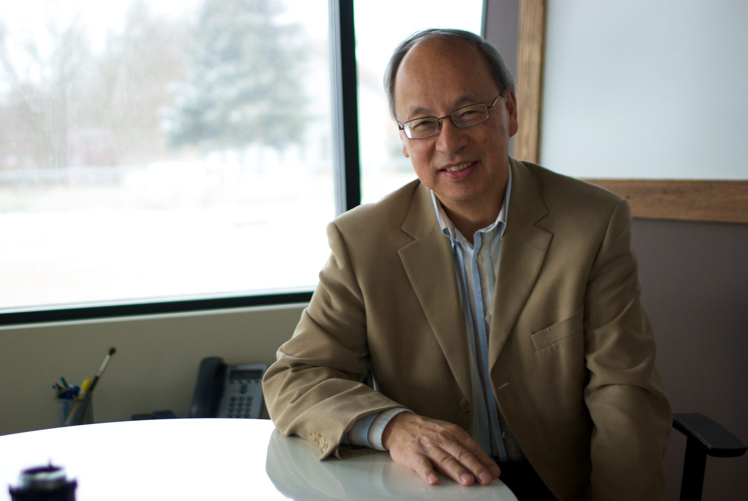 Bing Goei ran for the 75th District last election, and is hoping to take the 76th with a write-in campaign this year due to redistricting.  File photo