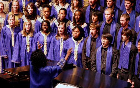 Calvin Gospel Choir draws diverse performers and audiences