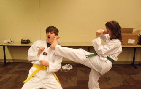Martial arts club balances community and discipline