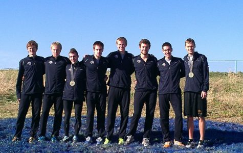 Cross country men finish season as national runners-up