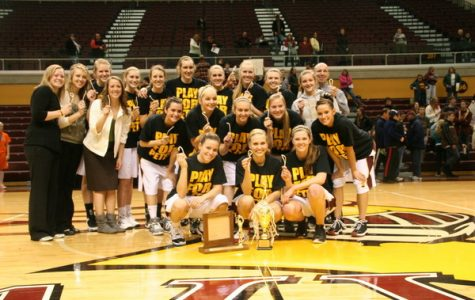High expectations for women's basketball in 2012-13