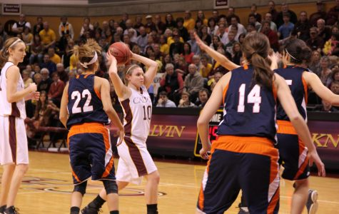 Women's basketball wins fifth consecutive home victory over Hope
