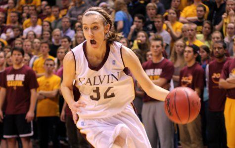 Senior Carissa Verkaik sets new conference scoring record in women's basketball