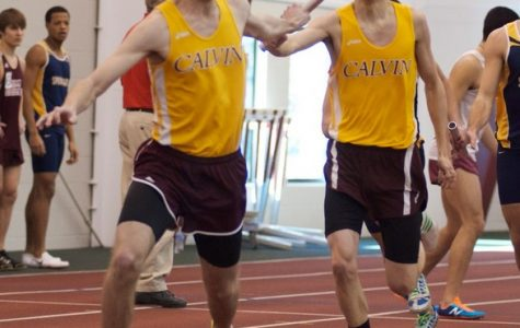 Track and field victorious at Trine Invitational