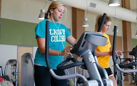 Number of Morren Fitness Center visitors spikes