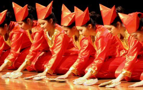 Rangeela performances provide 'color, culture and diversity'