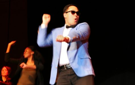 'Black and Yellow' wins Airband for second year in a row