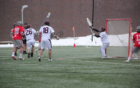 New men's lacrosse team drops third straight