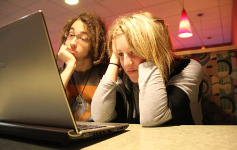 Calvin works to improve Internet despite lack of formal student complaints