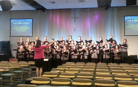 Women's Chorale performance has global impact