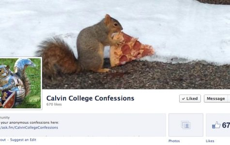 'Calvin College Confessions' and 'Crush' go viral, college warns students