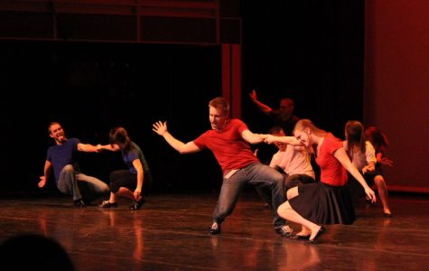 Students plan and perform sold-out Dance Guild show