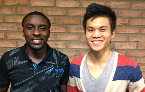 Pair of students joins race for executive team in eleventh hour
