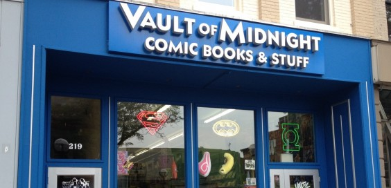 vault of midnight comics