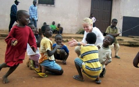 Ghana semester abroad students witness a vibrant faith