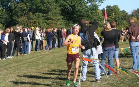 Cross country finishes first and third at invitational