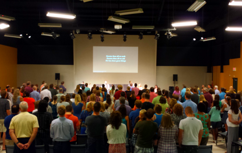 Encounter church moves into former fitness center