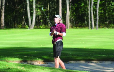 Men's golf wins jamboree