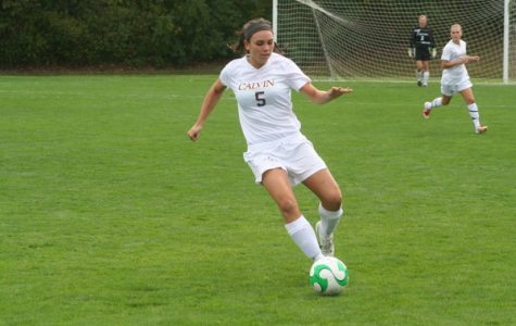 Women's soccer starts out season with a 5-0 win