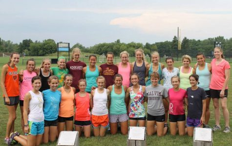 Cross country sweeps Andrea's Classic meet