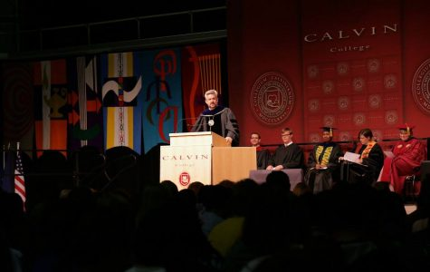 Calvin kicks off new year with convocation