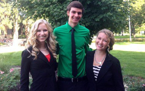 Student senate appoints freshman senators