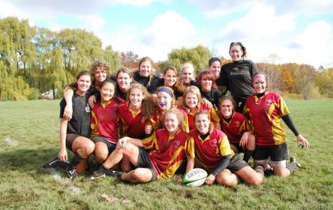 Women's rugby team changing in the coming year