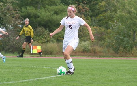 Women's soccer tops MIAA, heads to nationals