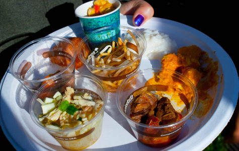 Students celebrate culture at World Food Fair